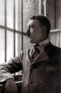 Hitler in Landsberg Prison